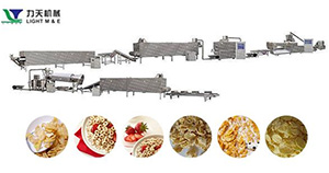 Expanded Food, Baking Snack Machinery